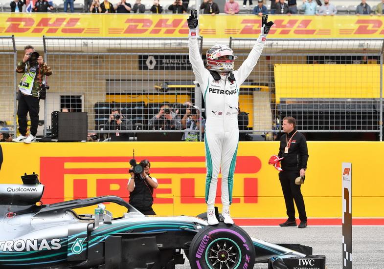 GP de USA: Hamilton se proclamará hoy campeón si...