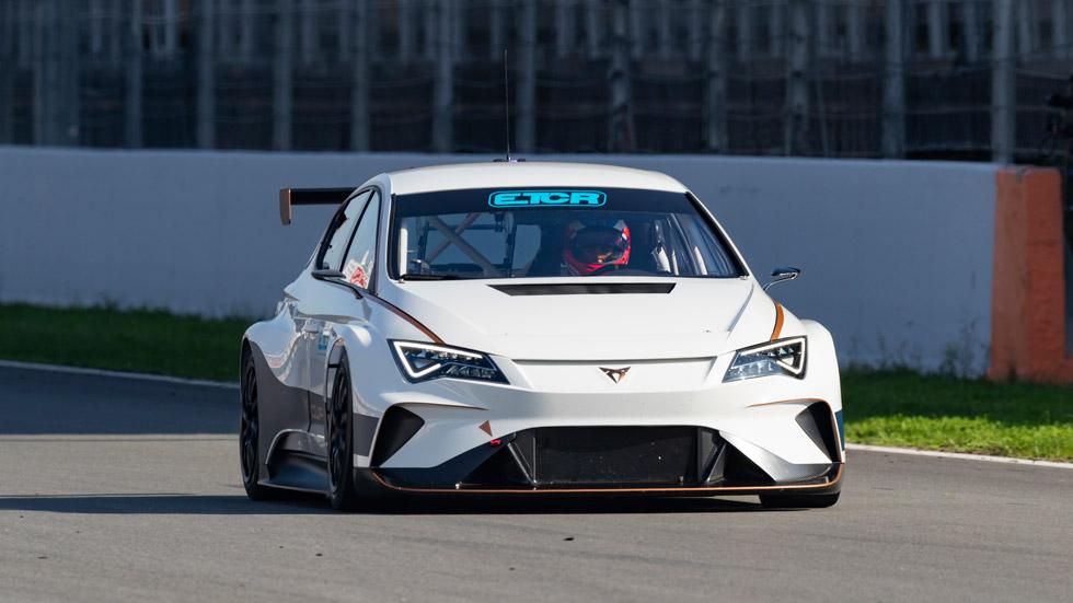 CUPRA e-Racer: nuevas imágenes y vídeo del súper coche eléctrico