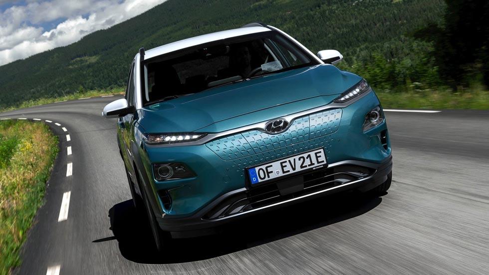 Hyundai Kona EV eléctrico: en VÍDEO, las claves del nuevo SUV