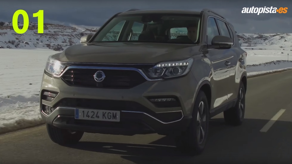 5 razones para comprar un SUV (vídeo)