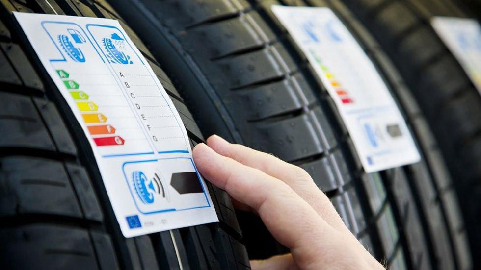 La venta de los neumáticos menos eficientes, prohibida desde noviembre