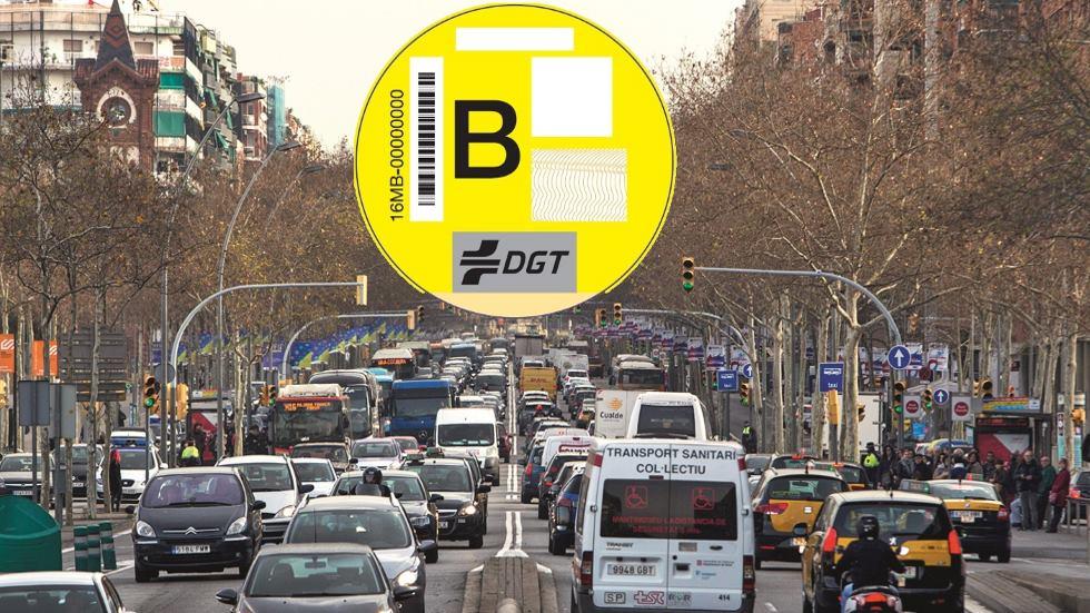 Los coches Diesel con etiqueta B de la DGT, ¿también prohibidos en las ciudades?