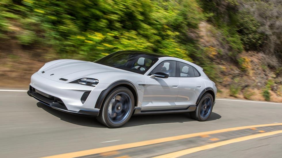 Porsche Mission E Cross Turismo: la berlina eléctrica llegará al mercado