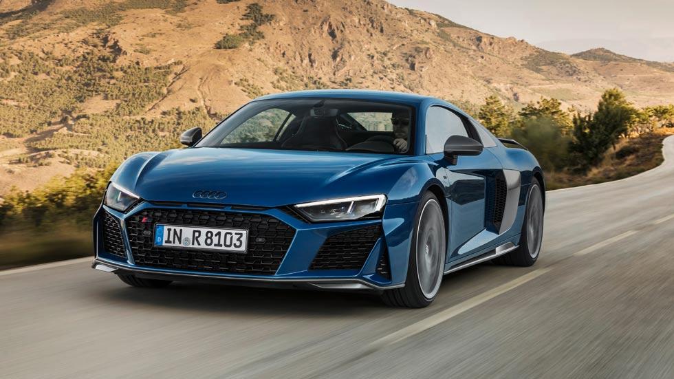 Audi R8 2019, fotos y todos los datos del renovado deportivo