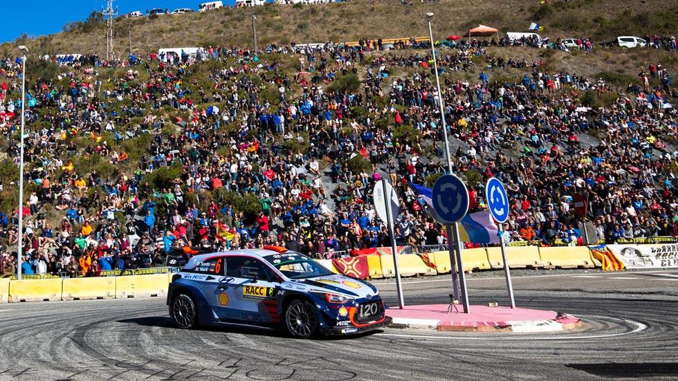 Rally de España 2018: previo y horarios