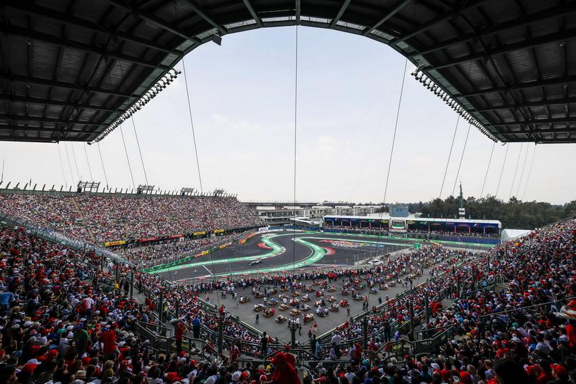 """GP de México: """"no hay billetes"""""""