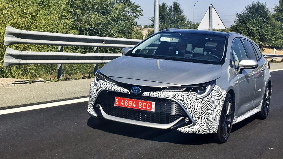 Toyota Corolla 2019: cazamos al nuevo compacto de pruebas en España