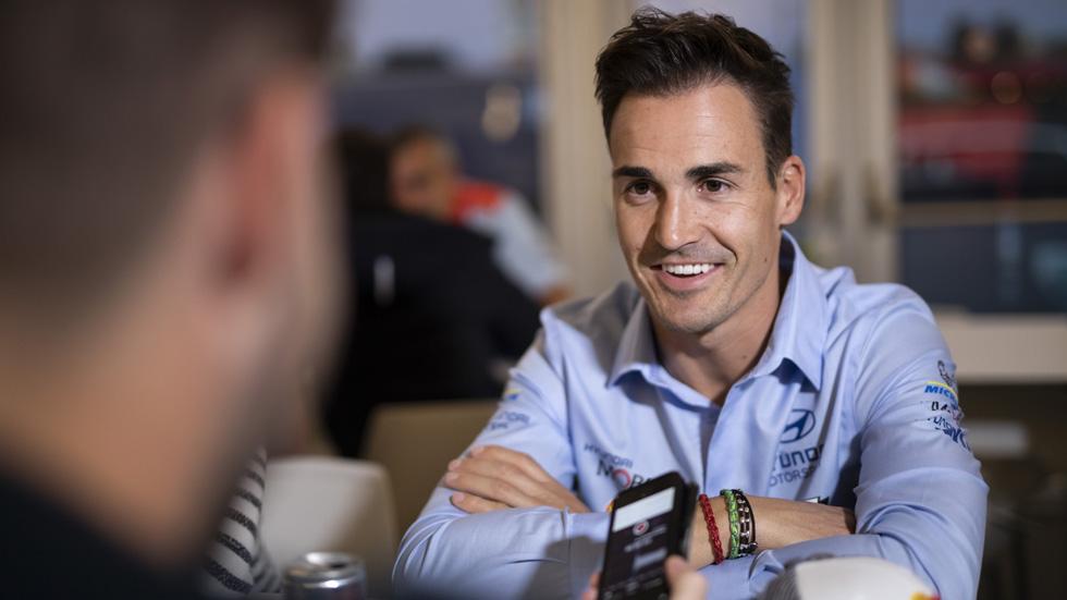 """Rally de España 2018, Dani Sordo: """"Va a ser un rallye muy duro"""""""