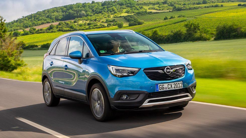 Opel Crossland X: el SUV estrena novedades de gama