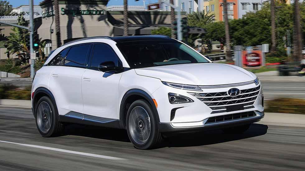 Hyundai Nexo: el SUV de hidrógeno, 5 estrellas Euro NCAP (Vídeo)