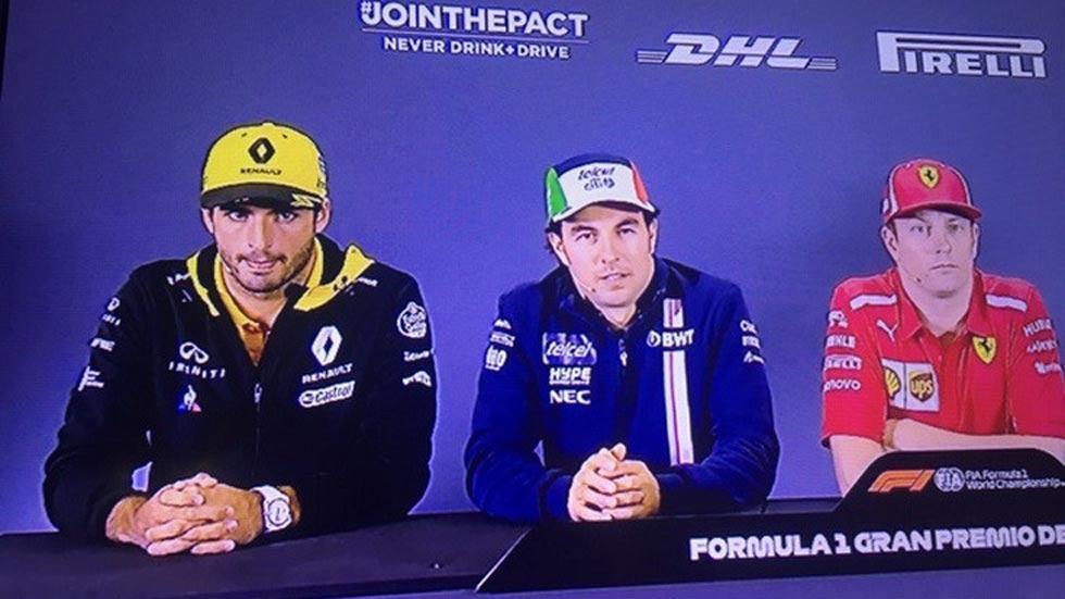 GP de México: Sainz quiere repetir el buen resultado de Austin