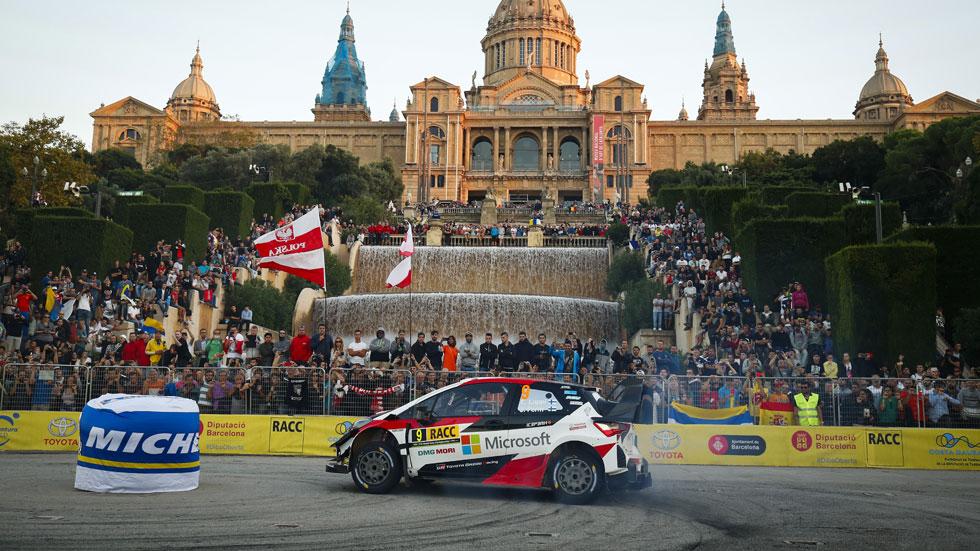 Rally de España 2018: Toyota, ante una oportunidad única en el Mundial