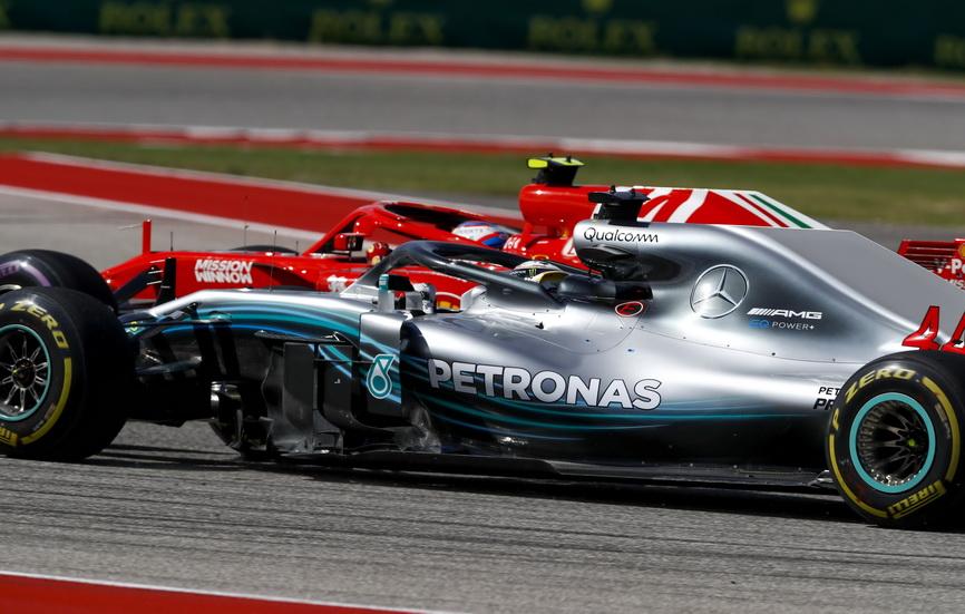 """GP de México: la FIA aprueba las llantas """"agujereadas"""" de Mercedes"""