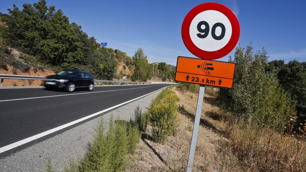 """Más radares y límites más bajos de velocidad contra """"la violencia vial"""""""