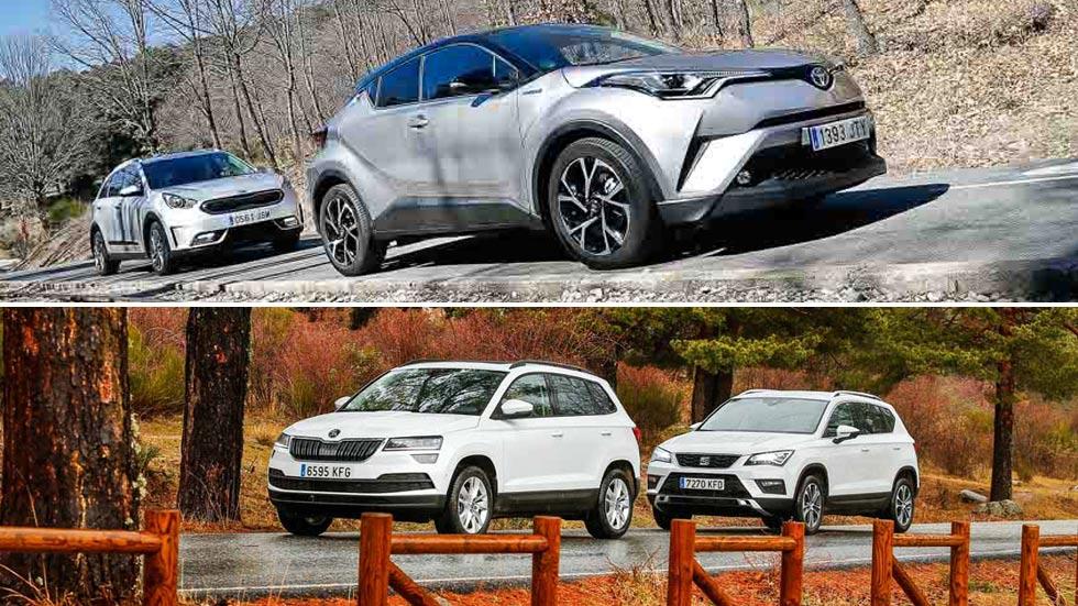 Las marcas de coches con mejor relación calidad-precio