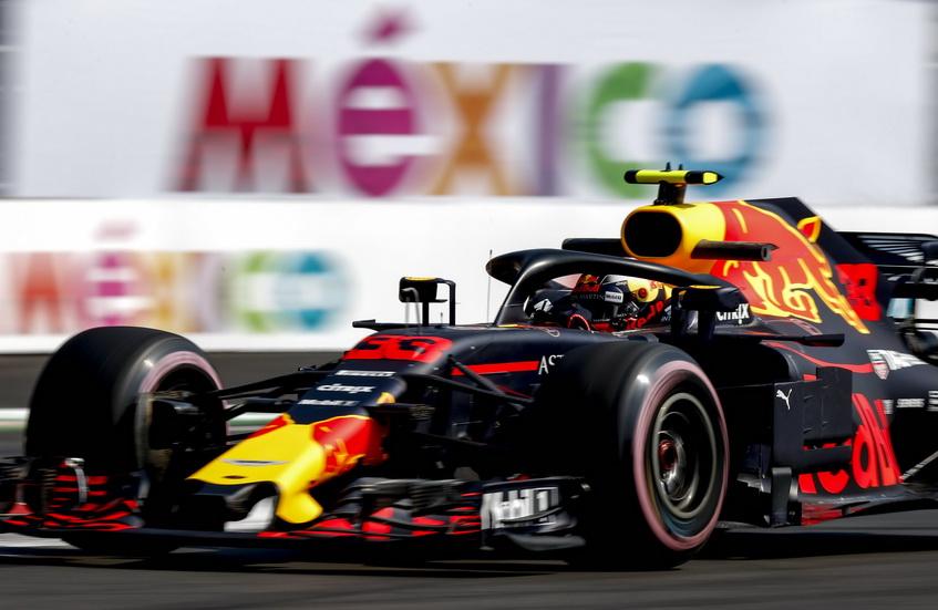 GP de México (FP2): los Red Bull siguieron dominando y Sainz otra vez tercero