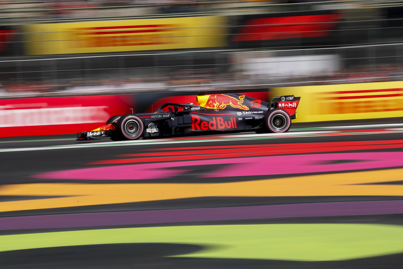 GP de México (Q): inesperada pole position de Daniel Ricciardo