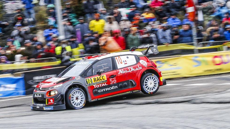 Rally de España 2018: victoria memorable de Loeb; Sordo, quinto