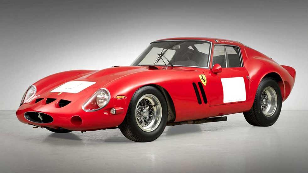 El coche más caro vendido en subasta: ¡41 millones de euros!