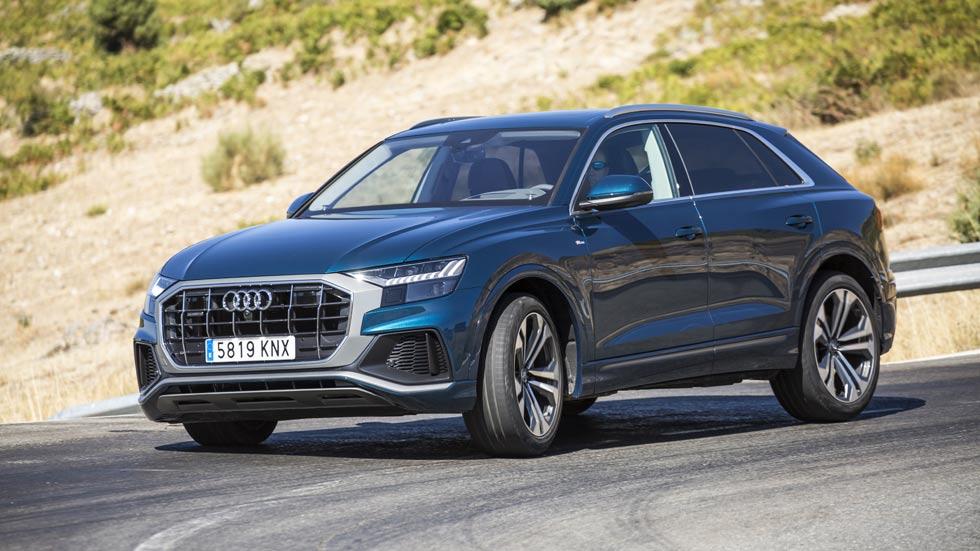 Audi Q8 50 Tdi Quattro A Prueba El Nuevo Suv De Lujo Con Etiqueta
