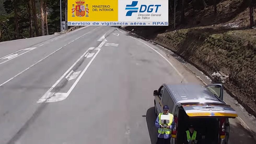 La DGT ya prueba camiones y furgonetas camufladas para vigilar las carreteras
