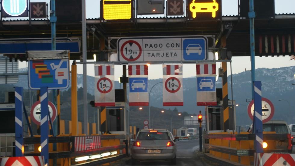 Peajes para entrar en Madrid y Barcelona: proponen tarifas variables