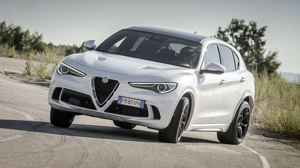 Alfa Romeo Stelvio Quadrifoglio: a prueba el SUV más rápido del mundo