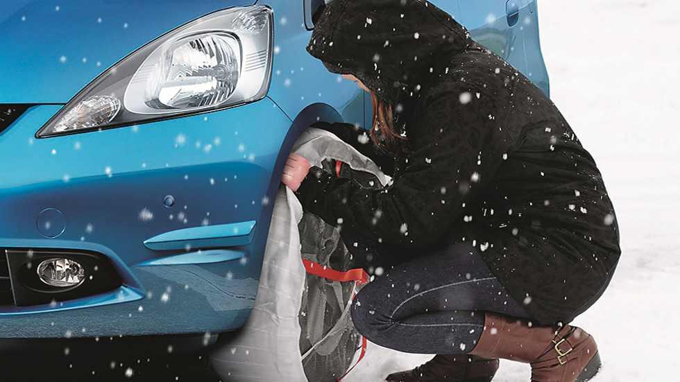 Cadenas para la nieve en el coche: las mejores y consejos para ponerlas (Vídeo)