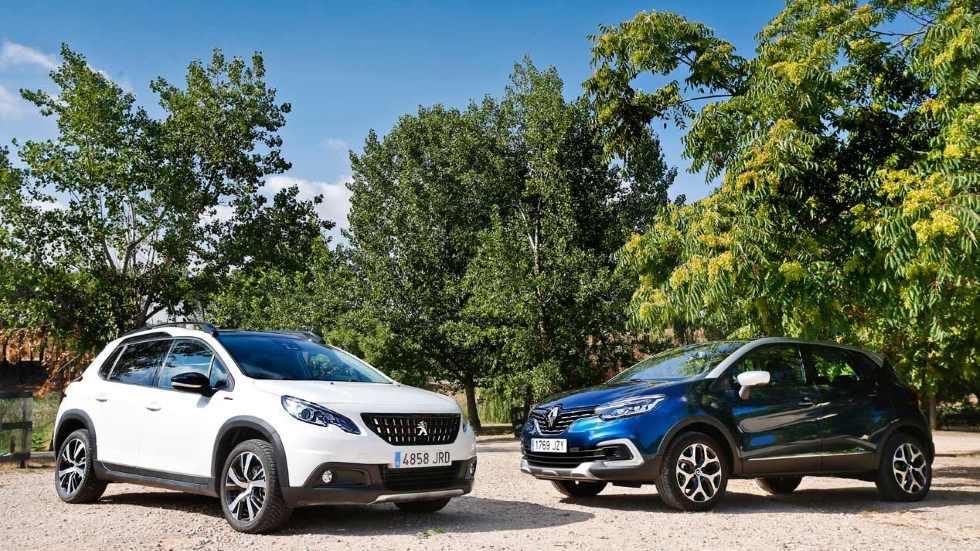 Los 30 coches y SUV más vendidos de 2018 en Europa