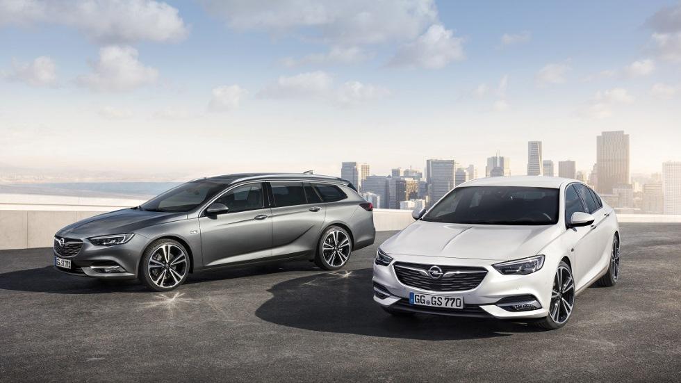 Opel Insignia 2019: novedades en la gama de la berlina