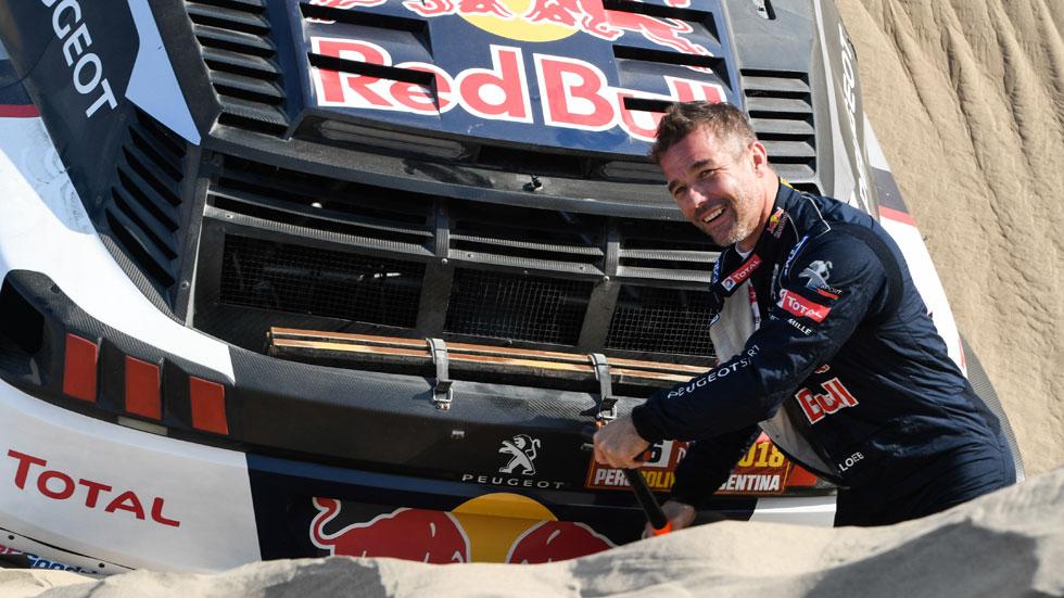 Loeb se apunta también al Dakar 2019 con un Peugeot privado