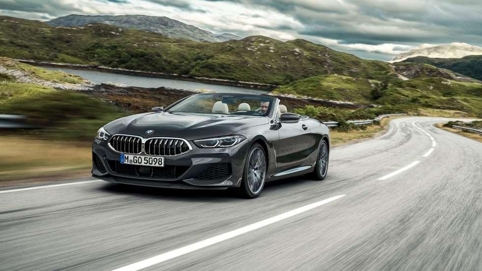 BMW Serie 8 Cabrio 2019: todos los datos y fotos del nuevo descapotable