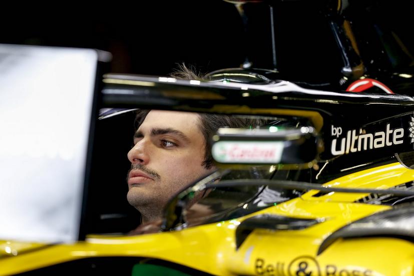 GP de Brasil: Sainz espera que llueva en Interlagos