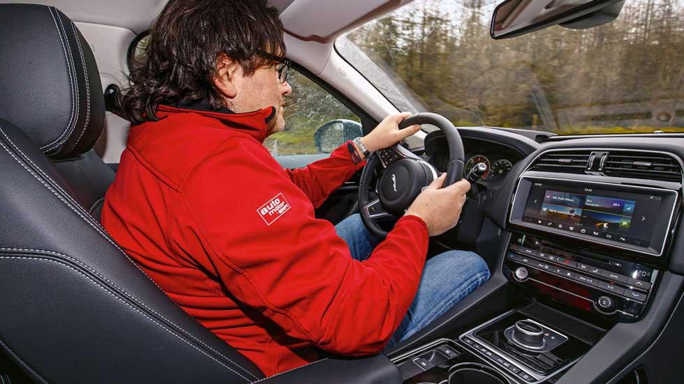 Los Jaguar y Land Rover del futuro evitarán que te marees en el coche