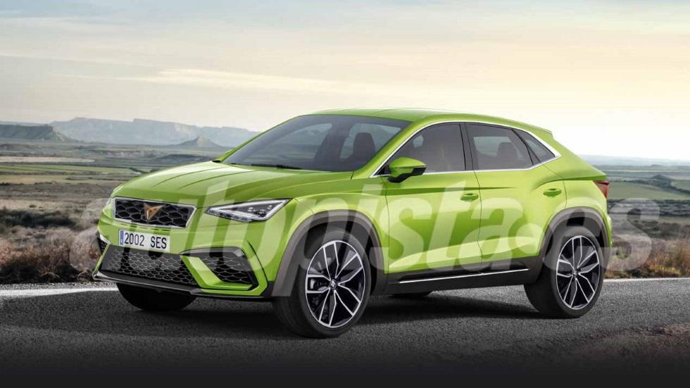 Cupra Terramar: así será el nuevo SUV coupé de Seat