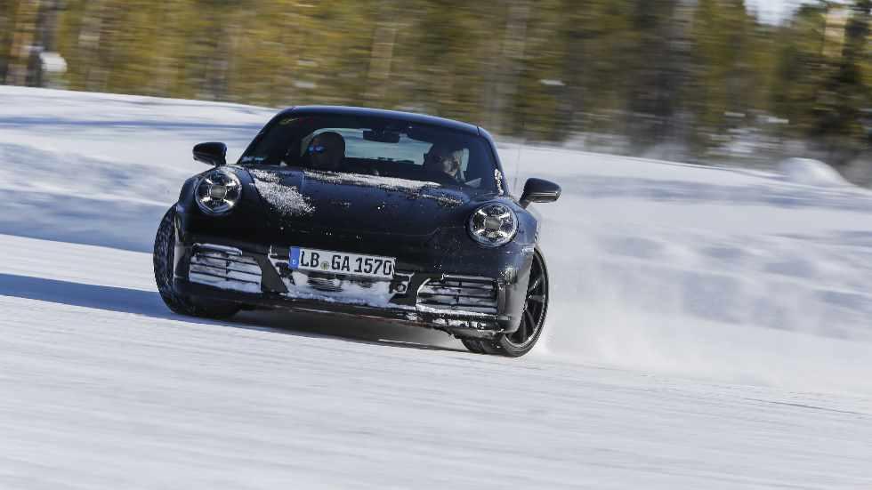 Porsche 911 2019: cuenta atrás para la llegada de la nueva generación