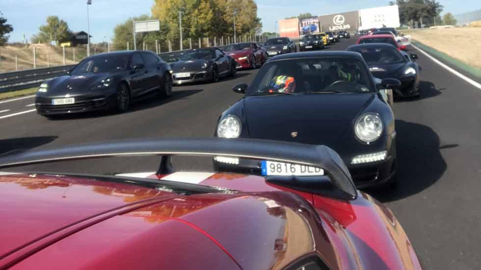 Cars for Smiles celebra su segunda edición en Madrid