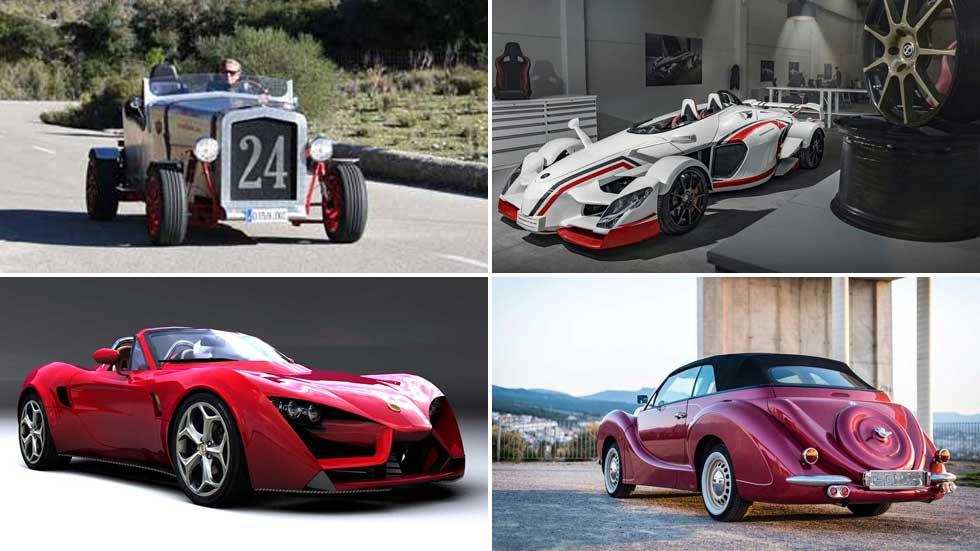 Las marcas españolas de coches más desconocidas