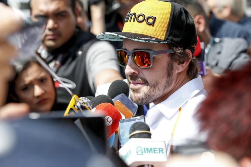 """GP de Brasil: Alonso quiere """"dejar atrás las últimas dos carreras"""""""