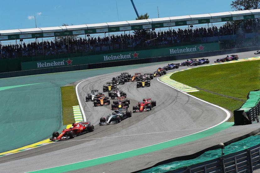 GP de Brasil: los horarios del fin de semana