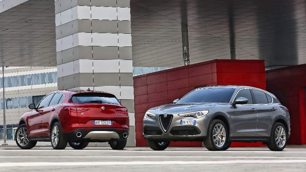 Alfa Romeo Stelvio 2019: nuevos precios y motores para el SUV