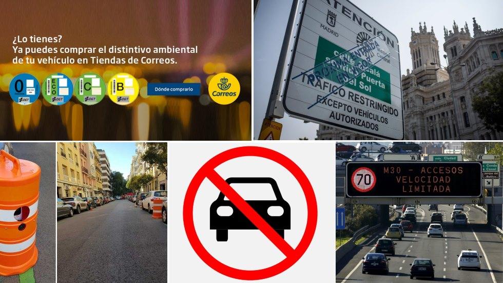El automóvil, asfixiado: todos los impuestos y restricciones que llegan