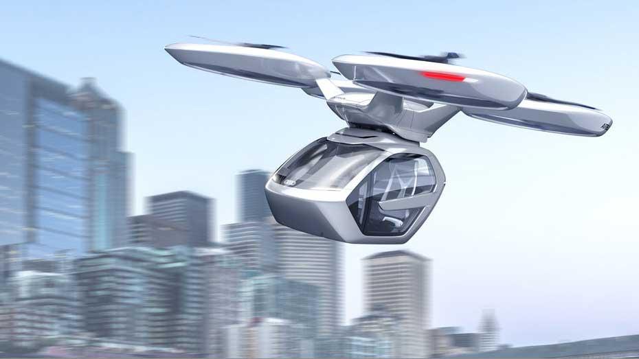 Así serán los nuevos coches voladores, según anuncia ya la Nasa