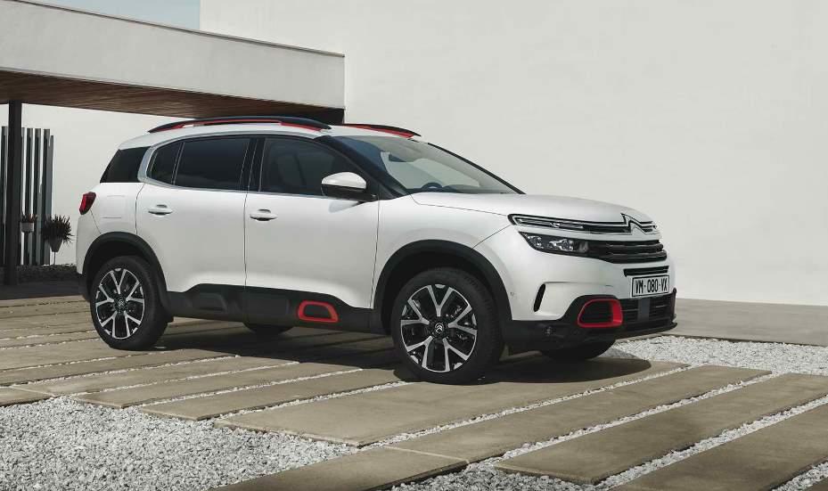 Citroën C5 Aircross: precios y datos del nuevo SUV, ya a la venta