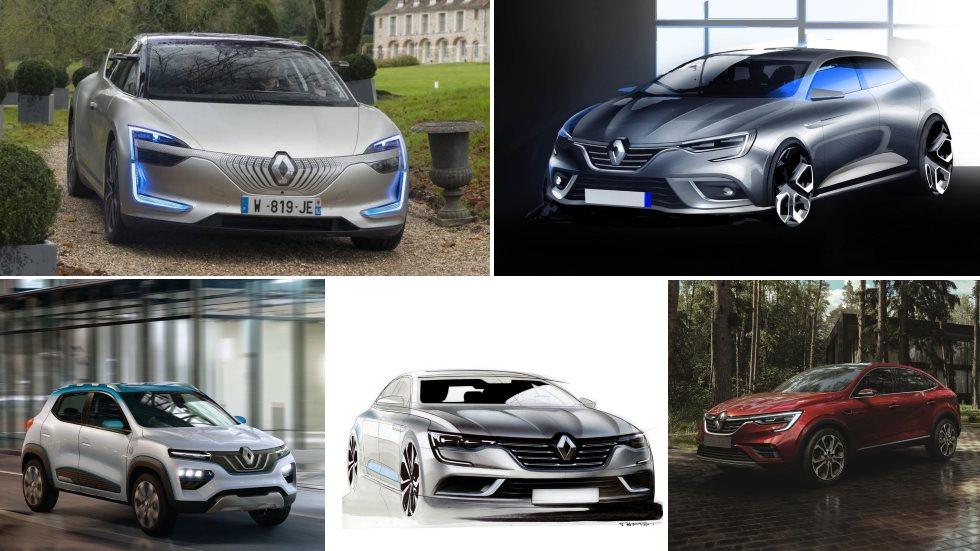 La nueva Renault que viene hasta 2022: Clio, Captur, Kadjar, Megáne…