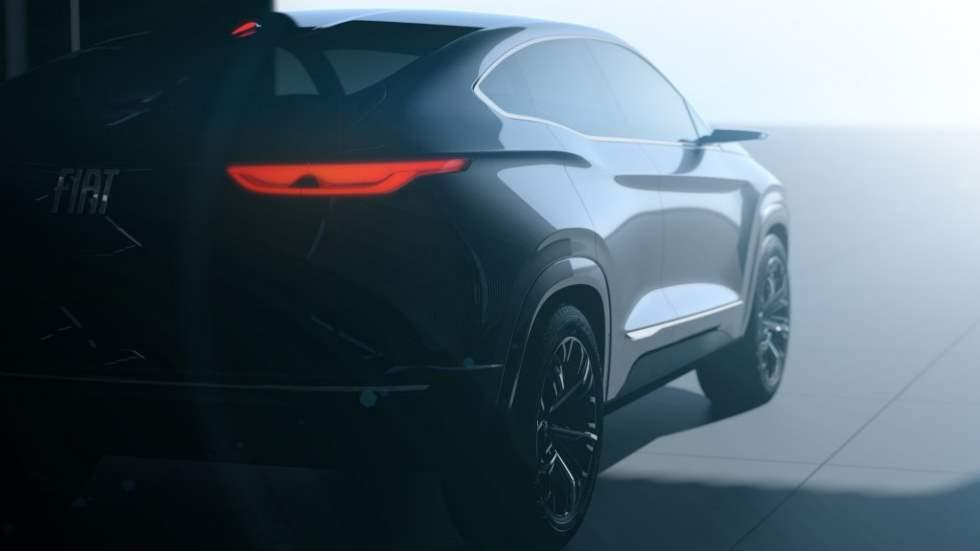 Fiat Fastback Concept: ¿el nuevo SUV coupé italiano?