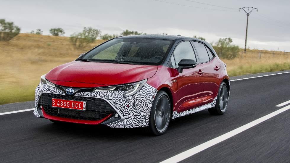Toyota Corolla 2019: primera prueba del nuevo compacto