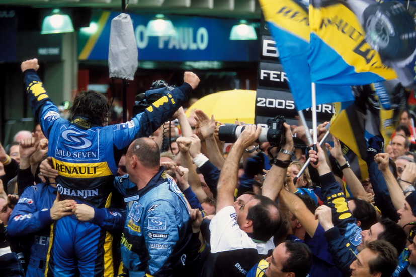 GP de Brasil: algunos números interesantes de este Gran Premio