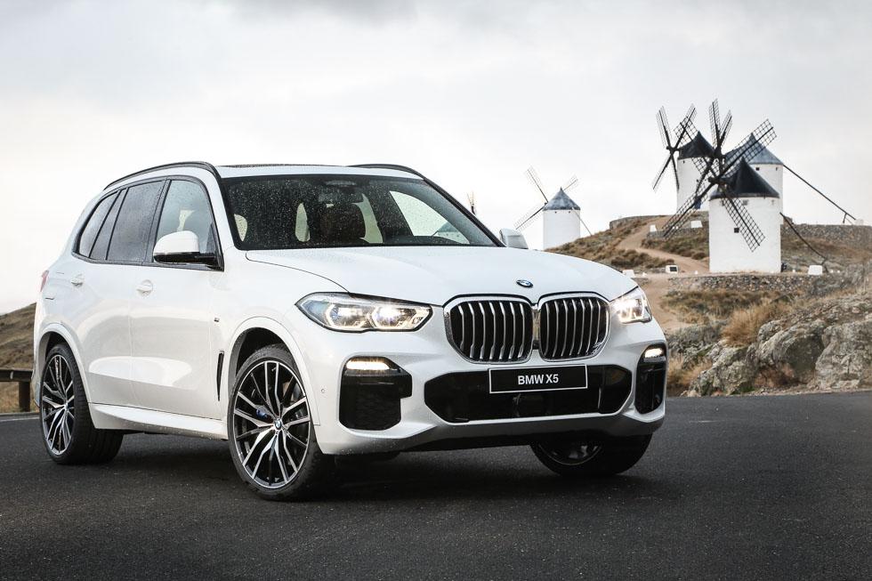 BMW X5 2019: a prueba la nueva generación del SUV
