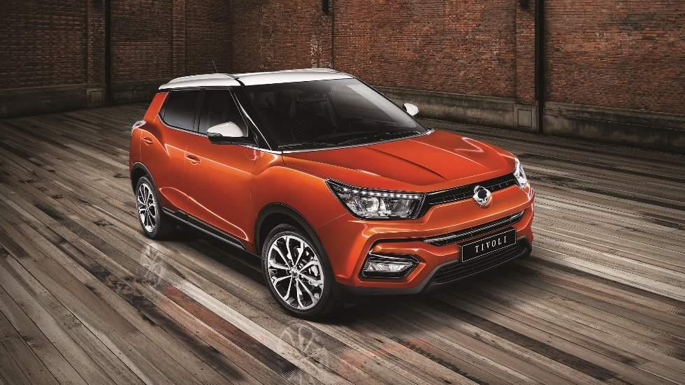SsangYong Tivoli y XLV 2019: los SUV renuevan su gama (todos los precios)